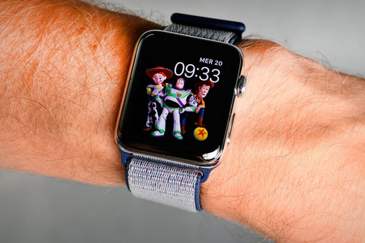 montre iWatch