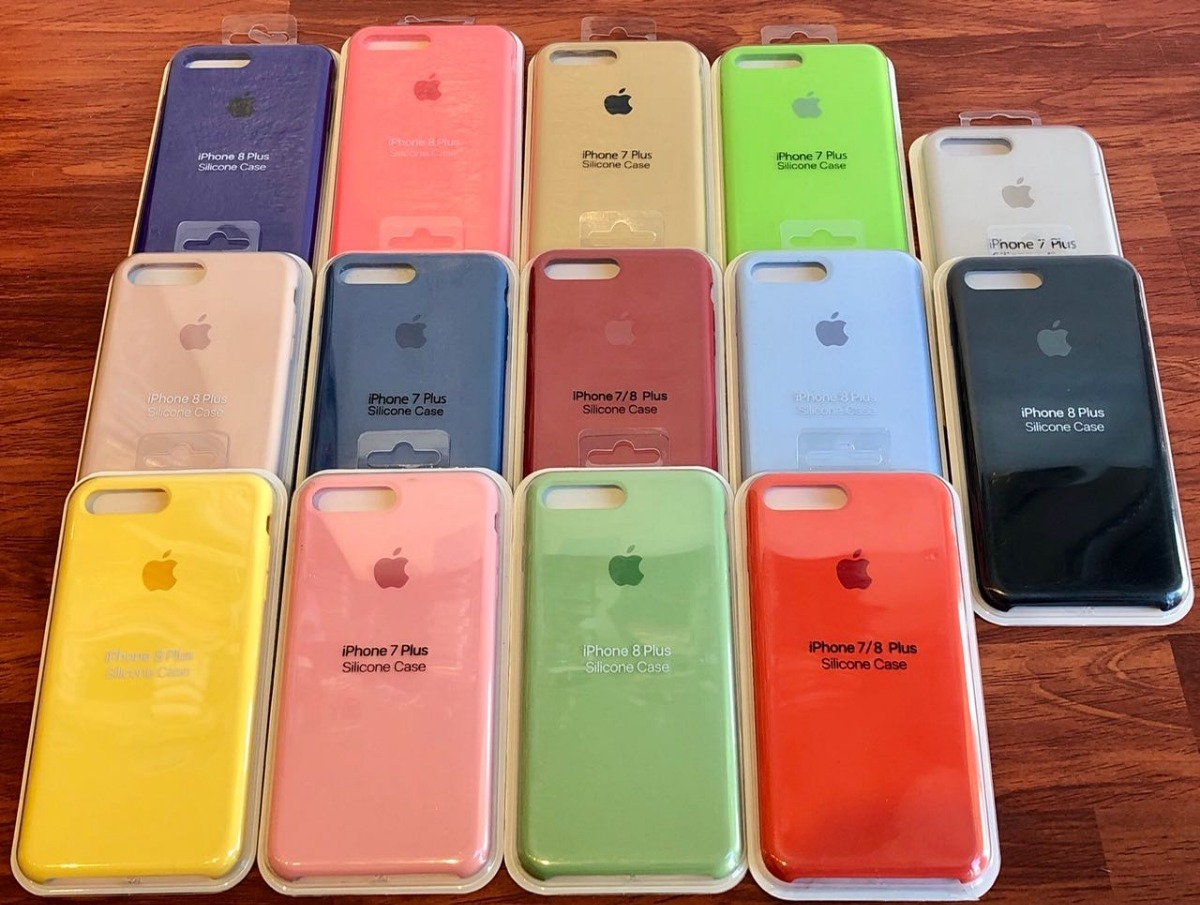 diverses coques pour iPhone 7